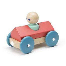 Magnetické autíčko TEGU - Poppy Racer