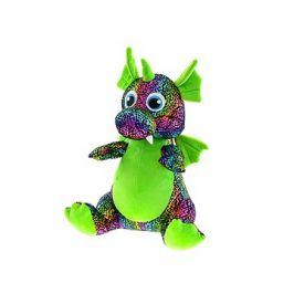 Drak zeleno-černý