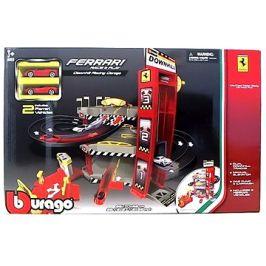 Bburago garáž Ferrari Downhill Racing