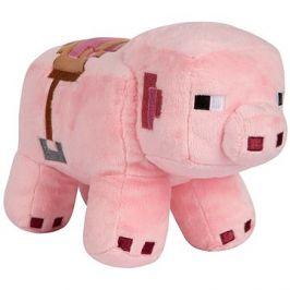 Minecraft Saddled Pig