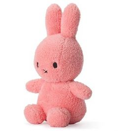 Miffy Sitting Terry Pink 23cm