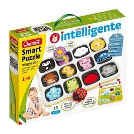 Smart Puzzle magnetico first colors and words – magnetická skládačka
