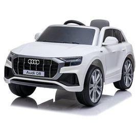 Dětské elektrické auto Audi Q8 bílá
