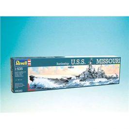 Plastic ModelKit loď 05092 - Battleship USS Missouri