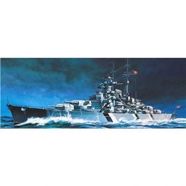 Model Kit loď 14218 - Battleship Bismark