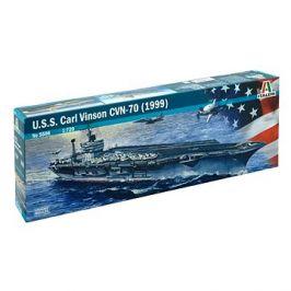 Model Kit loď 5506 - U.S.S. Carl Vinson CVN-70 (1999)