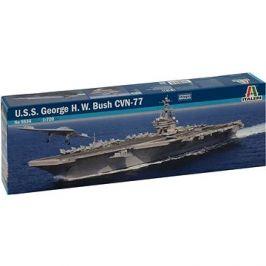 Model Kit loď 5534 - U.S.S. George H.W.Bush CVN 77
