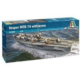 Model Kit loď 5624 - Vosper MTB 74 with crew