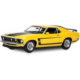 Plastic ModelKit Monogram auto 4313 - `69 Boss 302 Mustang
