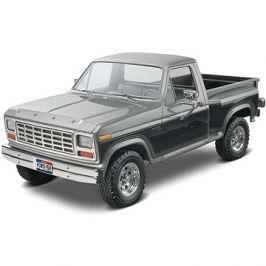 Plastic ModelKit Monogram auto 4360 - Ford Ranger Pickup