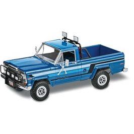 Plastic ModelKit Monogram auto 7224 -  '80 Jeep® Honcho
