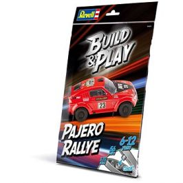 Build & Play auto 06401 - Mitsubishi Pajero