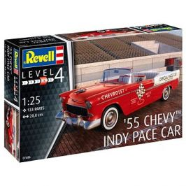 Modelset auto 67686 - 55 Chevy Indy Pace Car