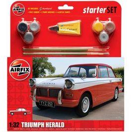 Starter Set auto A55201 - Triumph Herald