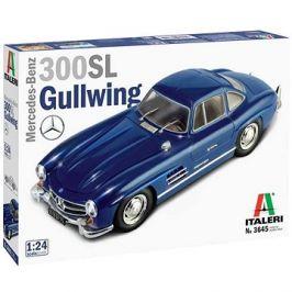 Model Kit auto 3645 - Mercedes Benz 300 SL Gullwing