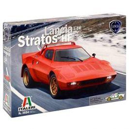 Model Kit auto 3654 - Lancia Stratos Hf