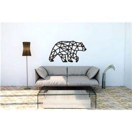 Ewa Eco-Wood-Art Nástěnné Puzzle Medvěd