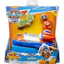 Tlapková patrola Super Vozidla se světelným efektem Zuma