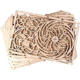 Wooden City Kinetický Obraz