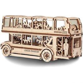Wooden City Londýnský Autobus