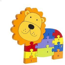 Puzzle s čísly -Lev