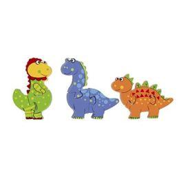 Mini puzzle - Dinosauři