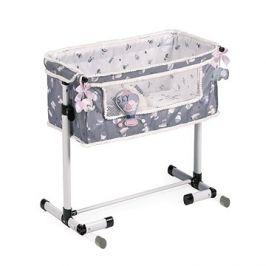 DeCuevas 51235 Novorozenecká postýlka pro panenky s funkcí společného spaní  SKY 2020