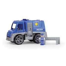 Truxx policie, okrasný kartón