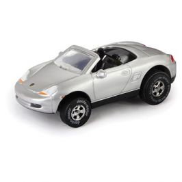 Porsche Boxster, stříbrné