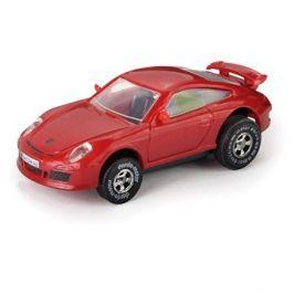 Porsche 911 GT3, červené