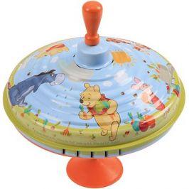 Hrající káča Medvídek Pooh 19 cm CZ