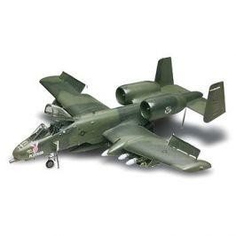 Plastic ModelKit Monogram letadlo 5521 - A-10 Warthog