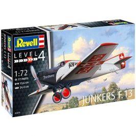 Plastic ModelKit letadlo 03870 - Junkers F.13