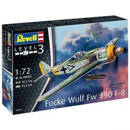 Plastic ModelKit letadlo 03898 - Focke Wulf Fw190 F-8