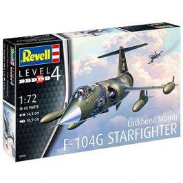 Plastic ModelKit letadlo 03904 - F-104G Starfighter