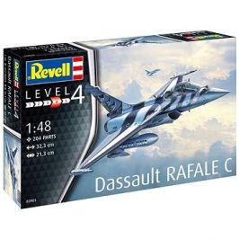 Plastic ModelKit letadlo 03901 - Dassault Rafale C