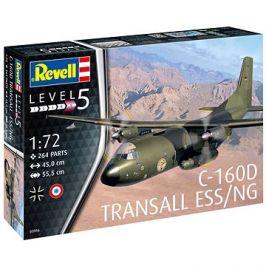 Plastic ModelKit letadlo 03916 - C-160 Transall