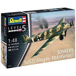 Plastic ModelKit letadlo 03918 - Junkers Ju52/3m Transport