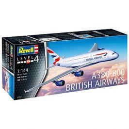 Plastic ModelKit letadlo 03922 - A380-800 British Airways