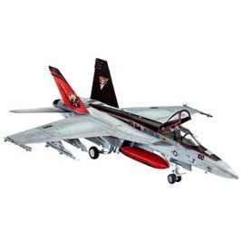Plastic ModelKit letadlo 03997 - F/A-18 E Super Hornet