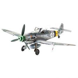 Plastic ModelKit letadlo 04665 - Messerschmitt Bf109 G-6