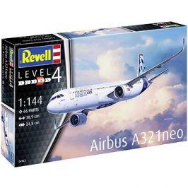 Plastic ModelKit letadlo 04952 - Airbus A321 Neo