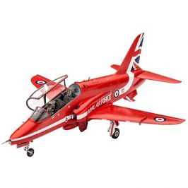 Plastic ModelKit letadlo 04921 - BAe Hawk T.1 Red Arrows