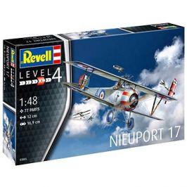 ModelSet letadlo 63885 - Nieuport 17