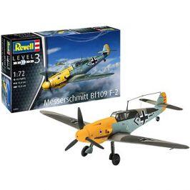 ModelSet letadlo 63893 - Messerschmitt Bf109 F-2