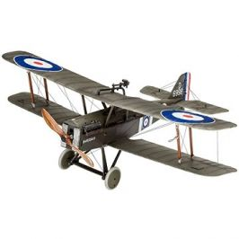 ModelSet letadlo 63907 - British Legends - British S.E. 5a