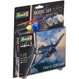 ModelSet letadlo 63955 - F4U-4 Corsair