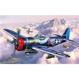 ModelSet letadlo 63984 - P-47 M Thunderbolt