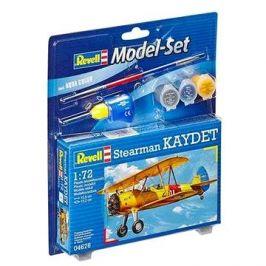 ModelSet letadlo 64676 - Stearman Kaydet