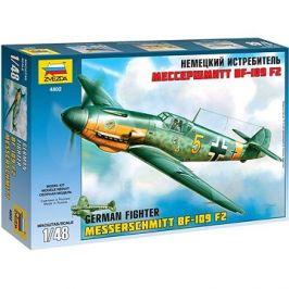 Model Kit letadlo 4802 - Bf-109 F2